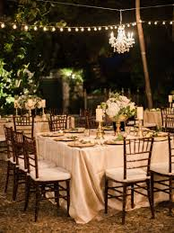 home wedding decor ethereal hemingway home wedding in key west