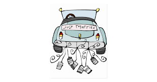 just married cards just married cards invitations zazzle co uk