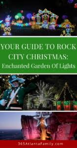 Rock City Garden Of Lights Your Guide To Rock City Enchanted Garden Of Lights