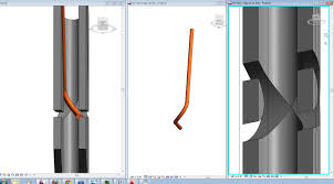 Curved Handrail Revitcity Com How Do You Model A Complex Curved Handrail In
