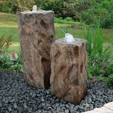 Rock Water Features For The Garden 16 Best Rock Bubbler Images On Pinterest Rock Water Fountains
