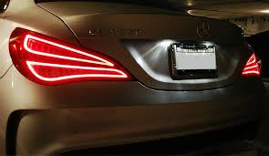 fiber optic tail lights 9281d1398897752 cla 250 fiber optic led tail lights