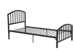 bed frame bedroom black wrought iron canopy bed with leaves