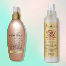 best smelling hair conditioner best heat protectants under 20 allure