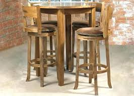 round high top table and chairs round bistro table set full size of table high top table sets