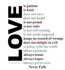 love patient love kind u201d bible verse analysis owlcation