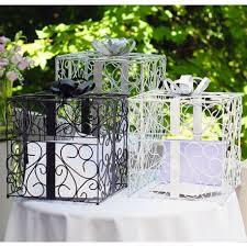 urne de mariage urne de mariage en forme de paquet cadeau