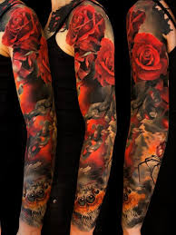 125 sleeve tattoos for and designs meanings 2018