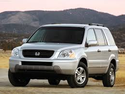 grey honda pilot honda pilot ex 2003 picture 6 of 113