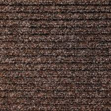 heavy duty ribbed indoor outdoor carpet with rubber marine backing