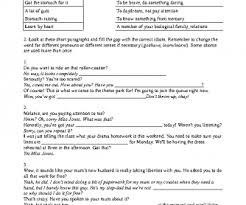 all worksheets idiom worksheets printable worksheets guide for