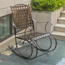 Discount Wrought Iron Patio Furniture by Amazon Com International Caravan Santa Fe Wrought Iron Outdoor