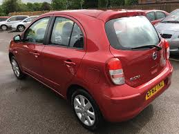 nissan micra engine for sale nissan micra 1 2 acenta 5dr manual for sale in swadlincote mj
