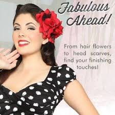 women s hair accessories 1940s hair accessories flowers snoods wigs bandannas