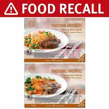 lite n u0027easy diet meal recalled may injure customers mackay