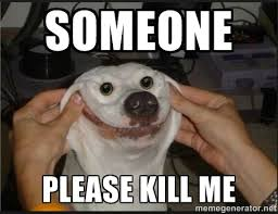 Kill Me Meme - memes kill me please image memes at relatably com