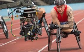 Breaking Bad Wheel Chair Rj Mitte From Breaking Bad To Breaking Barriers In Rio