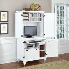 Home Computer Desk Hutch Chic White Compact Computer Desk Collection U2013 Navassist Me