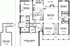 3000 square feet house country style house plan 4 beds 350 baths