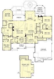 Cottage Floor Plans One Story Best 25 One Level House Plans Ideas On Pinterest One Level