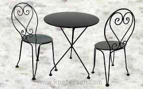 Wrought Iron Bistro Chairs Innovative Wrought Iron Bistro Chairs Wrought Iron Cafe