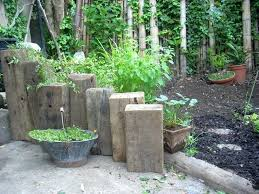 Railway Sleepers Garden Ideas Garden Designs With Railway Sleepers Kiepkiep Club