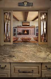 Kitchen Family Room Best 25 Pass Through Kitchen Ideas On Pinterest Half Wall