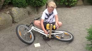 How To Make I How To Make A Electric Bike Easy Youtube