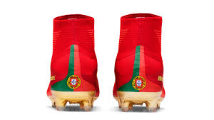 Portugal Football Flag Special Portugal Boots For Cristiano Ronaldo Cr7 Mercurial