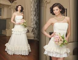 wedding dresses 2010 2010 wedding dress trend convertible wedding dresses groom