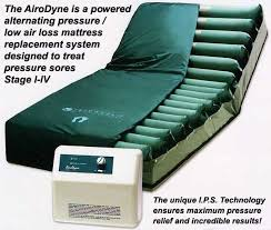 airodyne pt1100 mattress replacement system