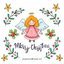 christmas angel christmas angel vectors photos and psd files free