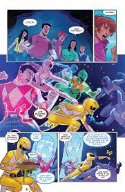 team justice league power rangers tells