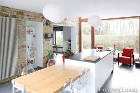 ilot de cuisine avec table cuisine avec ilot central plaque de cuisson ilot central cuisine