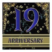 19th wedding anniversary gift 19th year wedding anniversary gift tbrb info tbrb info