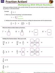 multiplying a decimal by a whole number worksheet free worksheets