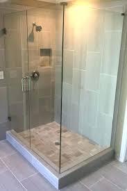 Leaking Shower Door Frameless Shower Door Leaks Shower Doors Installed In