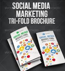social media brochure template 25 best brochure design templates 56pixels