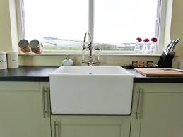 Belfast Sink In Bathroom Contemporary Whitehall Kitchen Sink Shaws Of Darwen