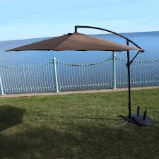 10 Ft Offset Patio Umbrella Patio Lowes Patio Umbrellas Rectangular Offset Patio Umbrella