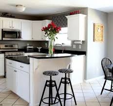 Refinish Kitchen Cabinets White 66 Best Granite Counter White Cabinet Images On Pinterest