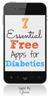 7 essential free apps for diabetics saved by grace diabetes
