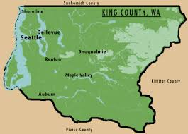 seattle map by county maps king county snapshots