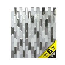 Home Depot Decorative Tile 31 Best Backsplashes Images On Pinterest Glass Tiles Bathroom