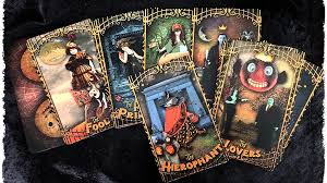 trick or tarot the oracle for halloween and beyond by doug