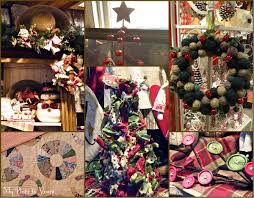 country crafts a christmas theme