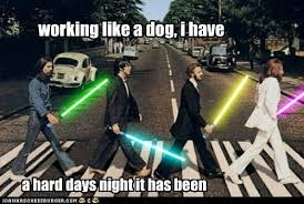 Beatles Yoda Meme - i can has cheezburger lightsabers page 2 funny animals online