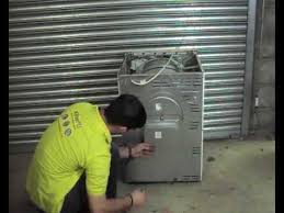 how to diagnose a heating problem on condenser tumble dryer and