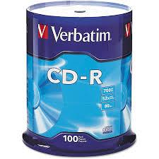 verbatim 94488 digital vinyl cd r media walmart