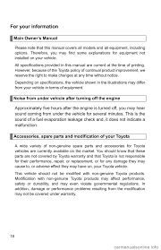 toyota rav4 2009 xa30 3 g owners manual